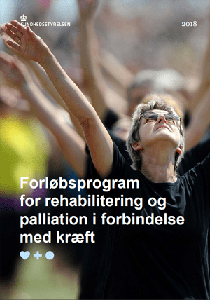 Forløbsprogram for rehabilitering og palliation i forbindelse med kræft