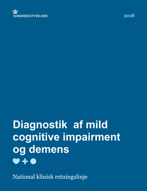 NKR: Diagnostik af mild cognitive impairment og demens