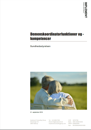 Dating rapport kort